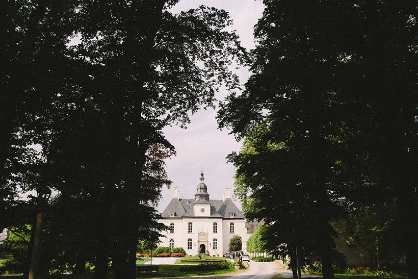 Hochzeit Schloss Gartrop