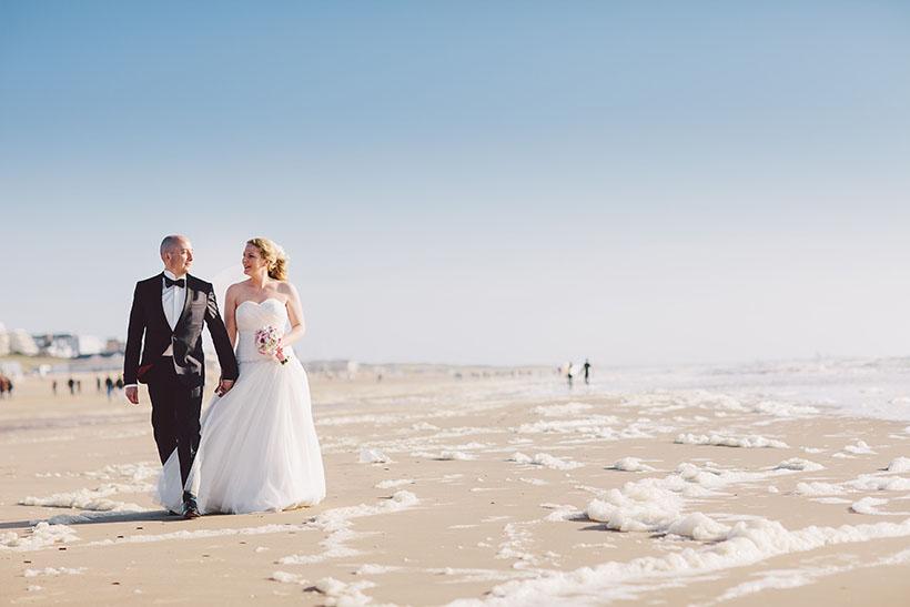 Strand hochzeit Belgien Noordwijk Fotograf Cornelia Lietz